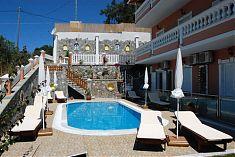 Direkter Zugang von den Ferienwohnungen