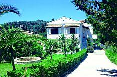 Ferienwohnungen Haus Miltiades ist in einer ruhigen Lage
