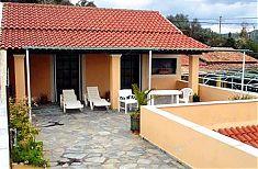Terasse / Haus Patras / Agios Georgios / Korfu