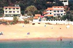 Ferienhaus direkt am Meer auf Korfu