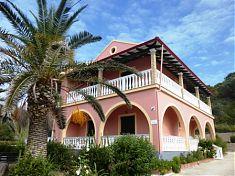 Ferienwohnung in Agios Georgios auf Korfu - Haus Stefanos