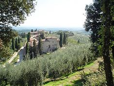 Residenza Patrizia in herrlicher grüner Landschaft