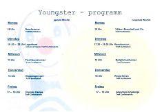 Jugendprogramm