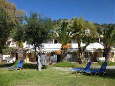 Feriewnohnung Nikolas (Erdgeschoss) auf Korfu Bucht Agios Georgios