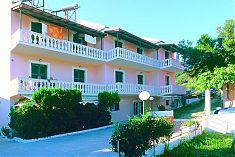 Apartment Korfu, ruhige Lage und mit Meerblick