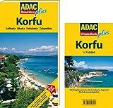 ADAC Reiseführer plus Korfu / Ioninische Inseln: Mit extra Karte zum Herausnehmen: Lefkada, Ithaka, Kefalonia, Zakynthos